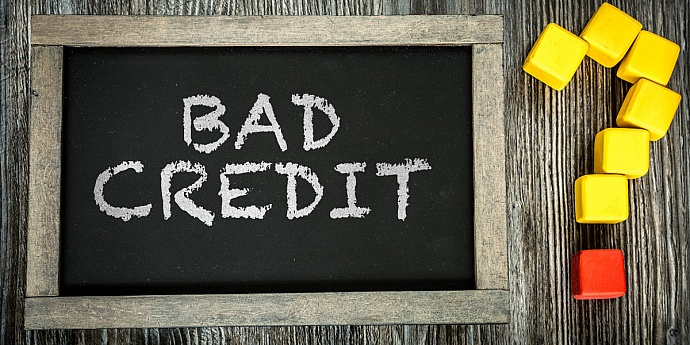 How to Borrow Money with Bad Credit and No Collateral