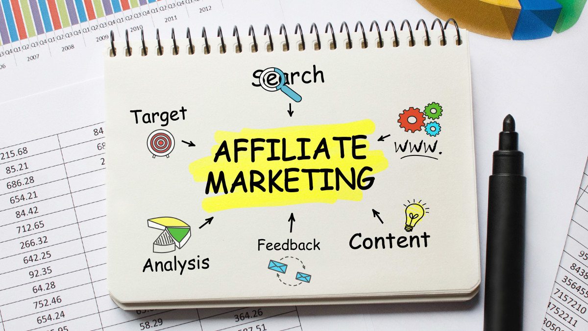 Generate extra money through affiliate marketing.