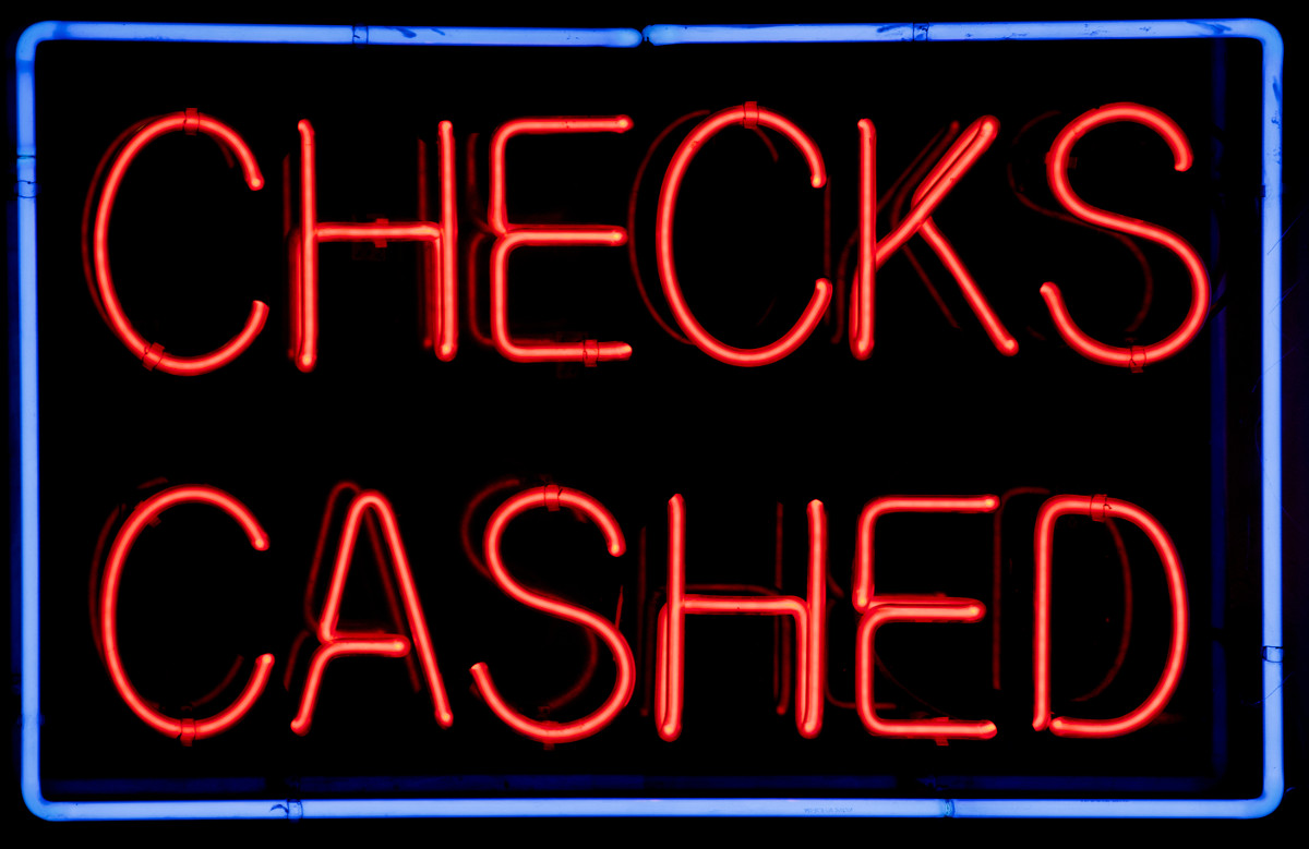 Browse services offered at local Check Into Cash locations.
