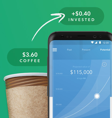 Download Acorns personal finance app