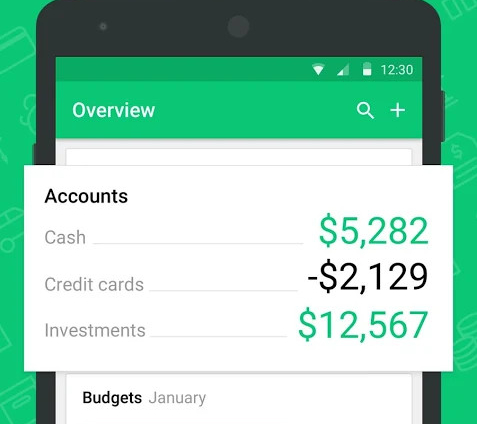 Mint financial android app review