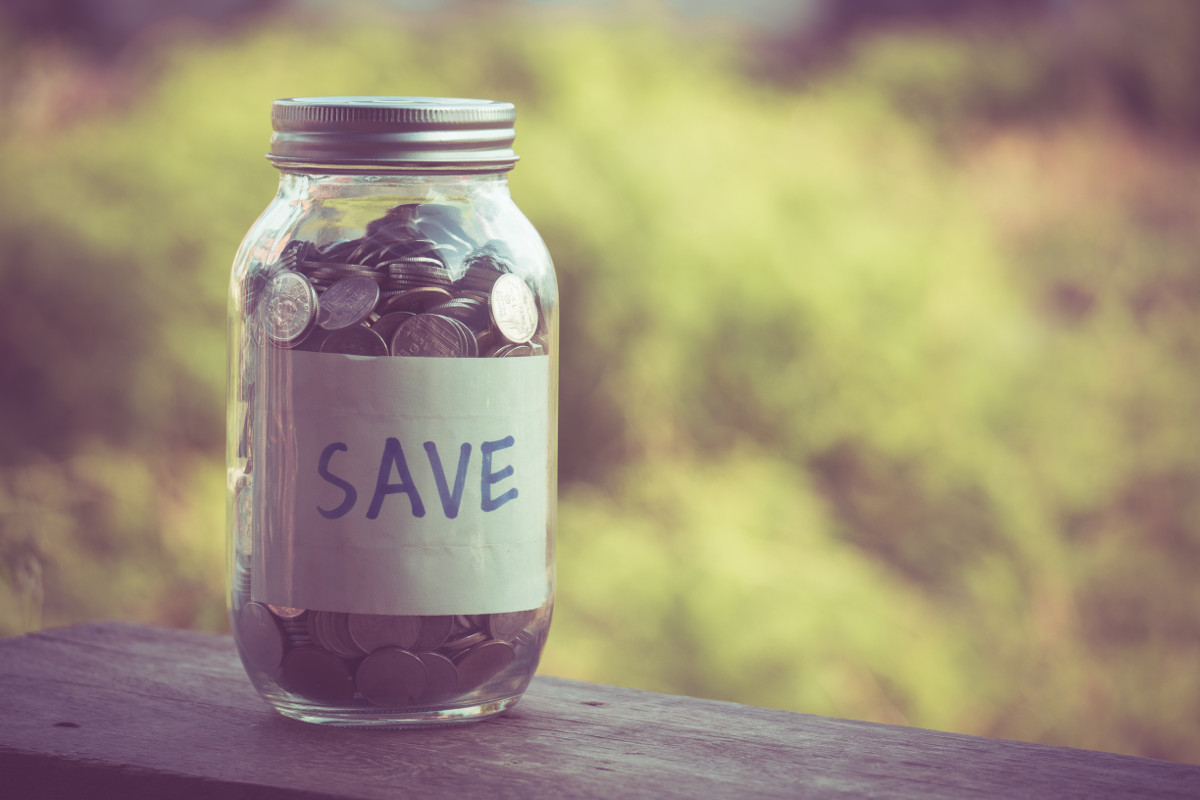 Learn tips for saving money when cash is short.