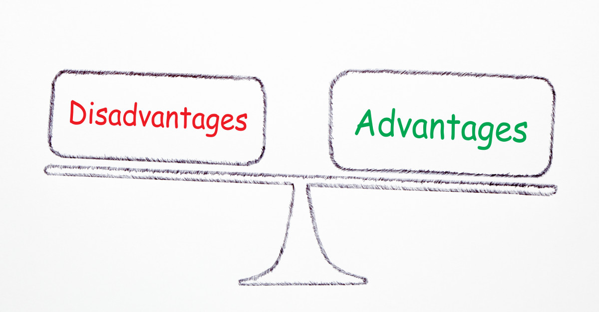 How do installment loan advantages compare to the disadvantages?